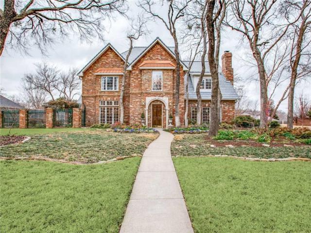 5100 Deerwood Park Drive, Arlington, TX 76017 (MLS #13778278) :: Team Hodnett