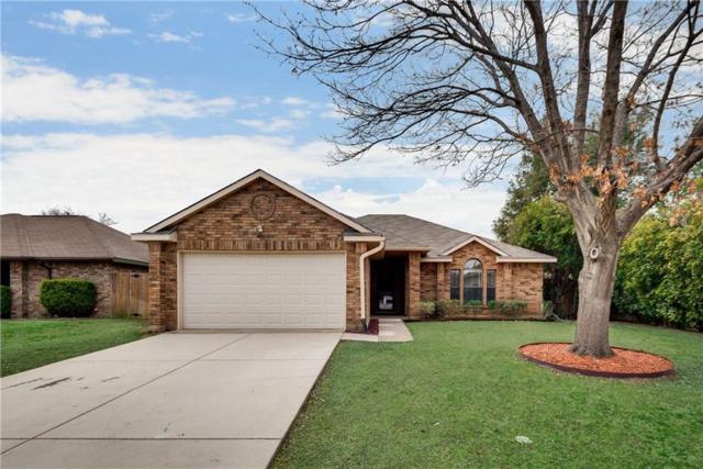 1213 Coker Drive, Flower Mound, TX 75028 (MLS #13778308) :: The Rhodes Team