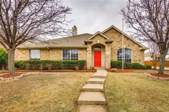 1613 Branch Creek Drive, Allen, TX 75002 (MLS #13778313) :: Kimberly Davis & Associates