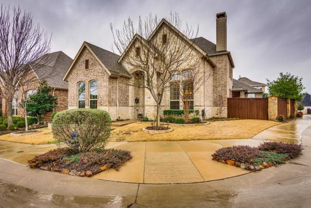 400 Grail Castle Drive, Lewisville, TX 75056 (MLS #13778343) :: Ebby Halliday Realtors