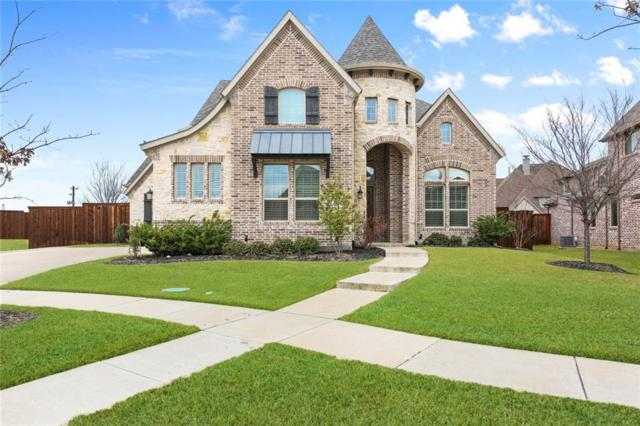 3604 Cathedral Lake Drive, Frisco, TX 75034 (MLS #13778374) :: Team Hodnett