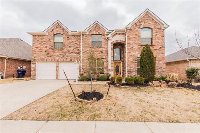 14812 Riverside Drive, Little Elm, TX 75068 (MLS #13778395) :: Kimberly Davis & Associates
