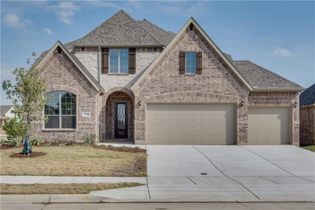 15120 Buckwater Way, Fort Worth, TX 76262 (MLS #13778416) :: Team Hodnett