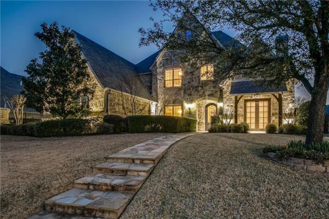 6720 Zermatt Court, Colleyville, TX 76034 (MLS #13778440) :: The Mitchell Group