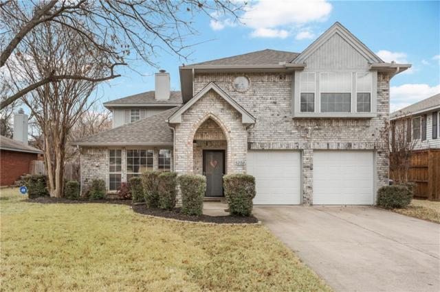 5202 Brettenmeadow Drive, Grapevine, TX 76051 (MLS #13778468) :: The Rhodes Team