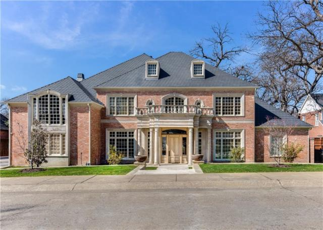 17719 Cedar Creek Canyon Drive, Dallas, TX 75252 (MLS #13778477) :: Hargrove Realty Group
