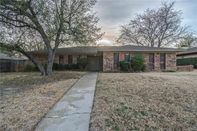 741 N Old Orchard Lane, Lewisville, TX 75077 (MLS #13778509) :: Frankie Arthur Real Estate
