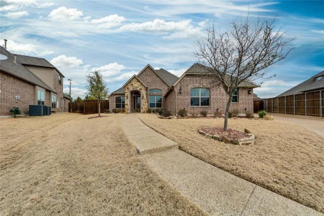 1090 Jessica Lane, Prosper, TX 75078 (MLS #13778517) :: Kindle Realty