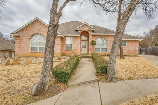 7109 Stephanie Court, North Richland Hills, TX 76182 (MLS #13778564) :: Team Hodnett