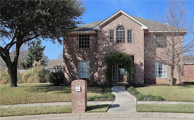 500 Drexel Drive, Lewisville, TX 75067 (MLS #13778586) :: Cassandra & Co.