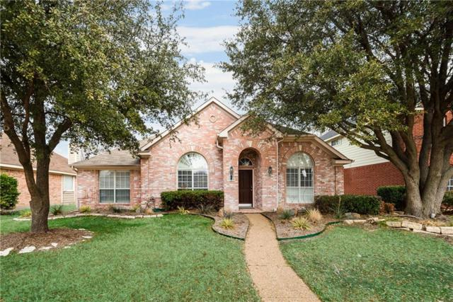 11014 Tree Shadow Lane, Frisco, TX 75035 (MLS #13778621) :: Kimberly Davis & Associates