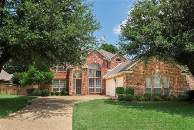 512 Saginaw Court, Allen, TX 75013 (MLS #13778722) :: Kimberly Davis & Associates
