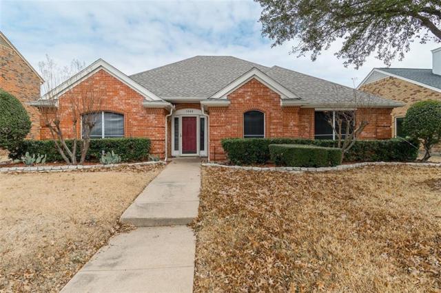 1909 Cedar Ridge Drive, Lewisville, TX 75067 (MLS #13778757) :: Kimberly Davis & Associates