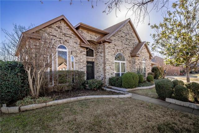 622 Meadowcrest Drive, Highland Village, TX 75077 (MLS #13778758) :: The Marriott Group
