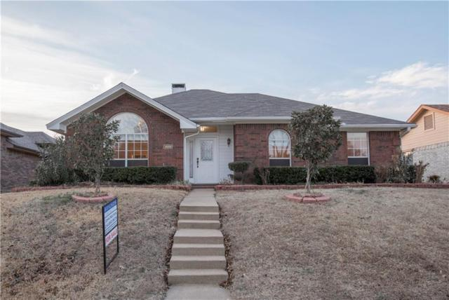 4009 White Swan Drive, Garland, TX 75044 (MLS #13778775) :: Magnolia Realty
