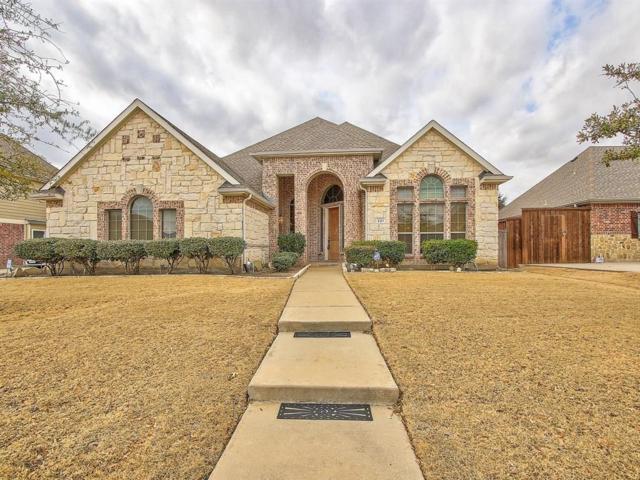 221 Sandstone Drive, Prosper, TX 75078 (MLS #13778817) :: Kindle Realty