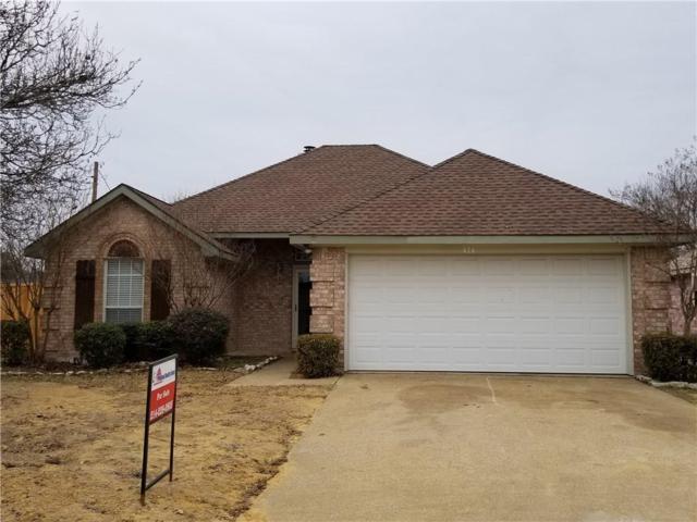 618 Azalea Drive, Forney, TX 75126 (MLS #13778880) :: Exalt Realty