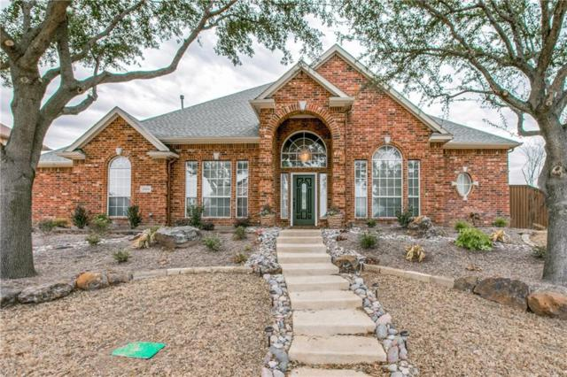 2004 Camelot Drive, Lewisville, TX 75067 (MLS #13778910) :: The Rhodes Team