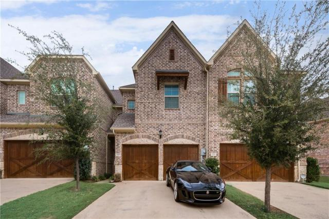 117 Preserve Place, Lewisville, TX 75067 (MLS #13778932) :: The Rhodes Team