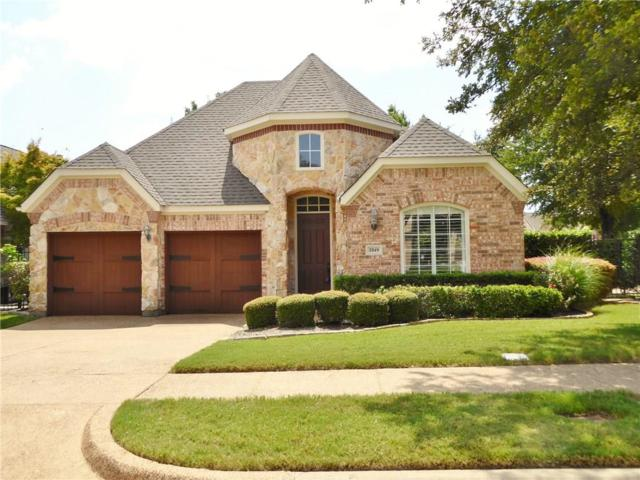 5549 Travis Drive, Frisco, TX 75034 (MLS #13778979) :: Kimberly Davis & Associates