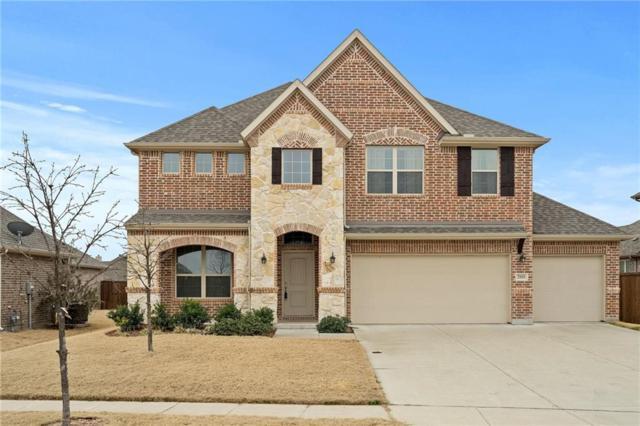 2008 E Graves Street, Melissa, TX 75454 (MLS #13778993) :: Team Hodnett