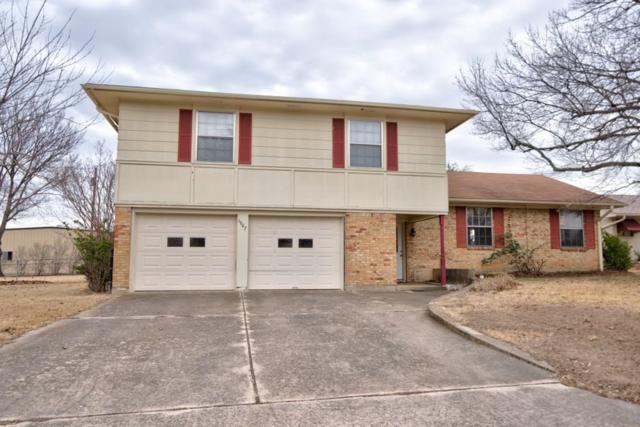 1907 Tulane, Gainesville, TX 76240 (MLS #13779068) :: Hargrove Realty Group
