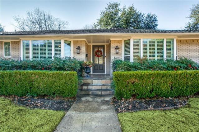 4024 Alta Vista Lane, Dallas, TX 75229 (MLS #13779136) :: Hargrove Realty Group