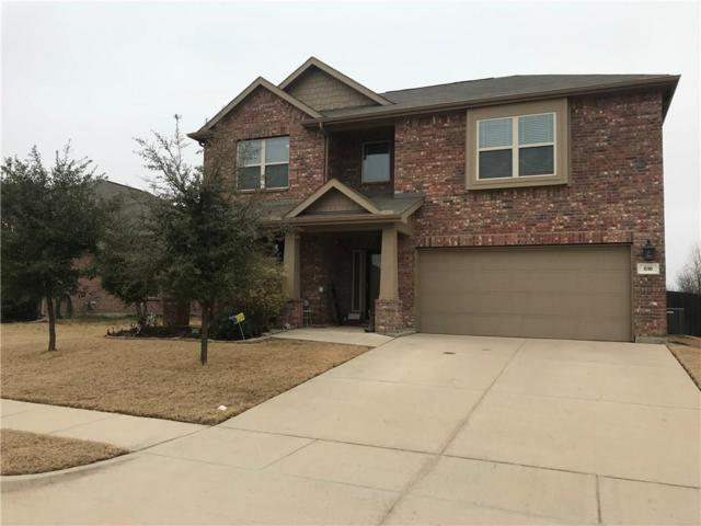 616 Swift Current Drive, Crowley, TX 76036 (MLS #13779147) :: Potts Realty Group