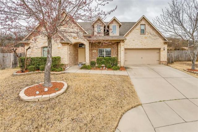 1100 Sienna Court, Burleson, TX 76028 (MLS #13779149) :: Team Hodnett
