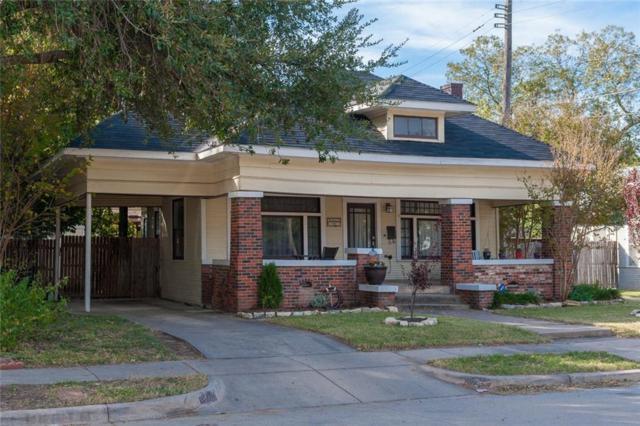 721 W Powell Avenue, Fort Worth, TX 76110 (MLS #13779171) :: Team Hodnett