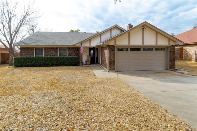 3021 Bluebonnet Lane, Bedford, TX 76021 (MLS #13779174) :: Hargrove Realty Group