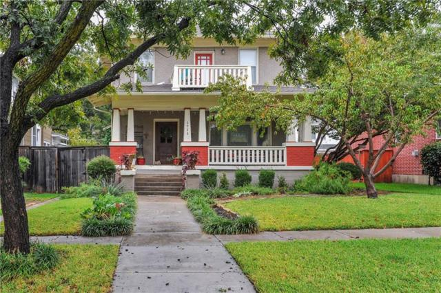1711 6th Avenue, Fort Worth, TX 76110 (MLS #13779179) :: Hargrove Realty Group