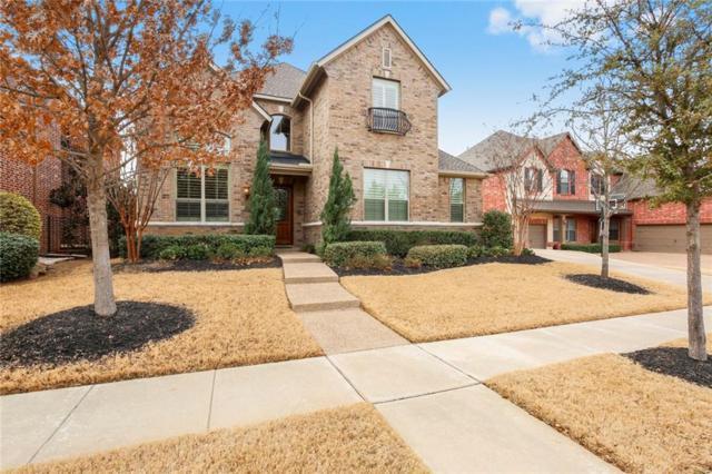 1421 Terrace Drive, Lantana, TX 76226 (MLS #13779181) :: Team Hodnett