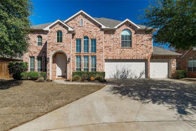 3400 Ballard Drive, Grapevine, TX 76092 (MLS #13779201) :: Team Hodnett