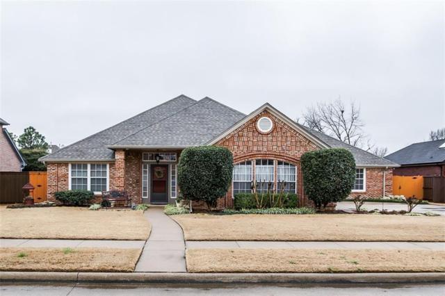 1805 Kings Drive, Flower Mound, TX 75028 (MLS #13779215) :: Team Hodnett