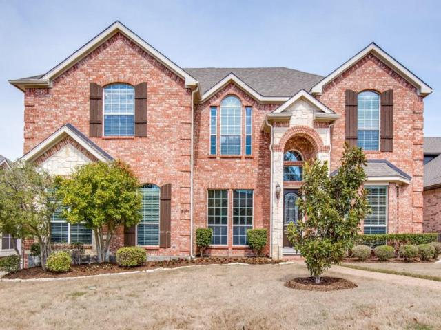 3411 Falken Court, Highland Village, TX 75077 (MLS #13779220) :: Team Tiller