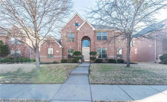 14569 Turnbridge Drive, Frisco, TX 75035 (MLS #13779289) :: Frankie Arthur Real Estate