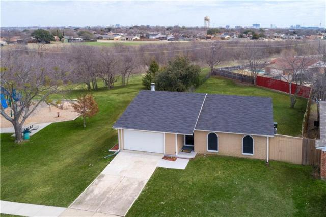 7212 Wilcox Drive, The Colony, TX 75056 (MLS #13779298) :: Team Hodnett