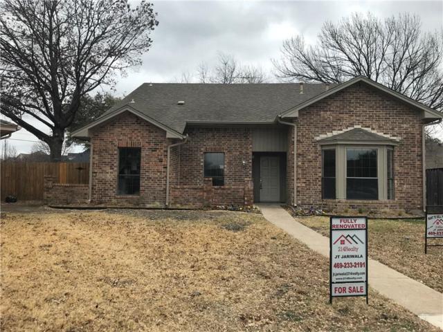 13310 Carthage Lane, Dallas, TX 75243 (MLS #13779309) :: Team Hodnett