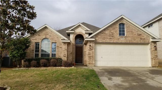 4920 Summer Oaks Lane, Fort Worth, TX 76123 (MLS #13779319) :: Team Hodnett