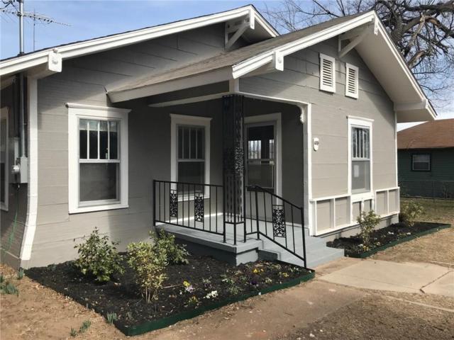415 E Akard Street, Weatherford, TX 76086 (MLS #13779367) :: Team Hodnett