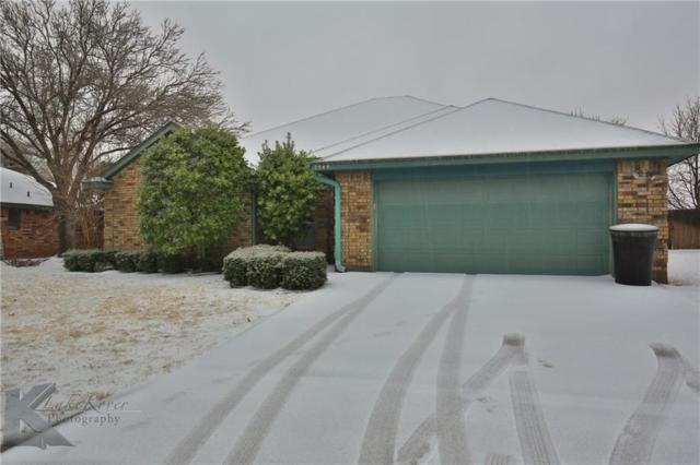 7549 Ruby Esther Circle, Abilene, TX 79606 (MLS #13779397) :: Team Hodnett