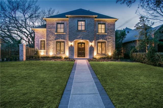 8915 Guernsey Lane, Dallas, TX 75220 (MLS #13779404) :: Team Hodnett