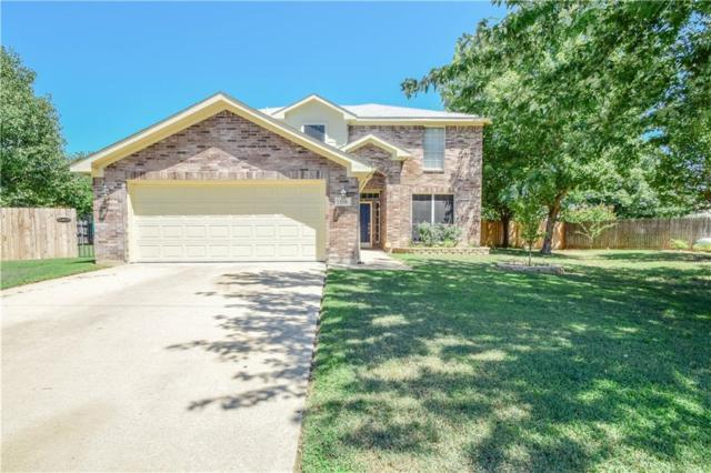 1129 Marc Street, Burleson, TX 76028 (MLS #13779405) :: Potts Realty Group