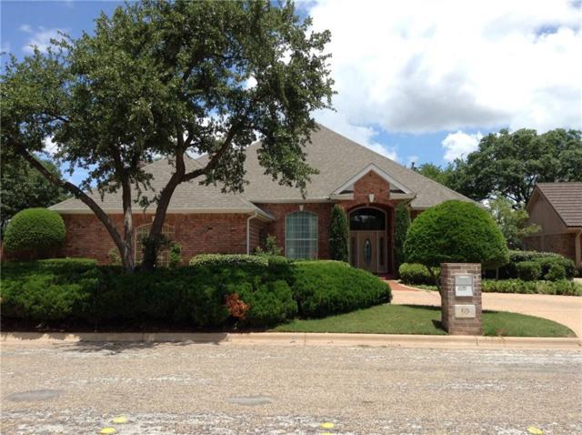 69 Glen Abbey Street, Abilene, TX 79606 (MLS #13779444) :: The Tonya Harbin Team
