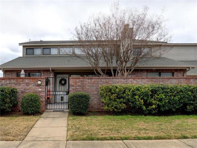 1126 Glenbrook Street, Benbrook, TX 76126 (MLS #13779582) :: Potts Realty Group