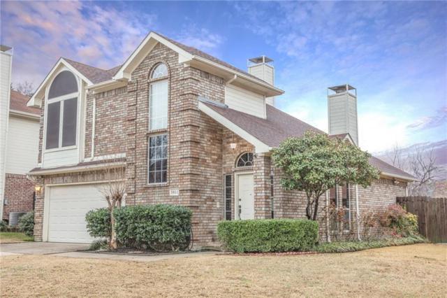 3811 Antioch Circle, Carrollton, TX 75007 (MLS #13779600) :: Ebby Halliday Realtors