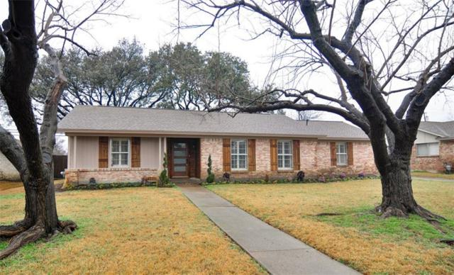 14121 Rawhide Parkway, Farmers Branch, TX 75234 (MLS #13779610) :: Team Hodnett