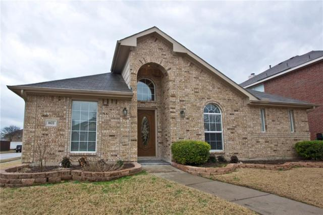 1622 Oak Brook Lane, Allen, TX 75002 (MLS #13779616) :: The Rhodes Team