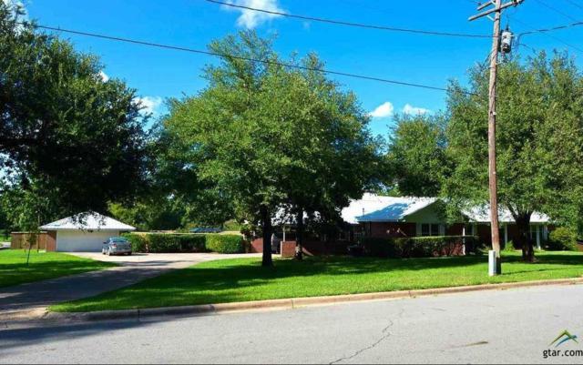303 Park Drive, Mount Pleasant, TX 75455 (MLS #13779625) :: Team Hodnett